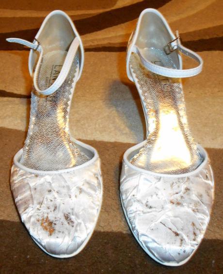 svadobné topánky 38, 38