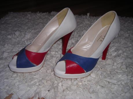 Elegantne kozene lodicky Olivia shoes, 39