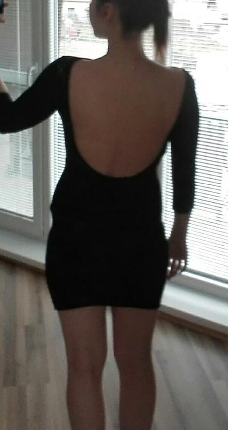 spolocenske saty Zara, 36