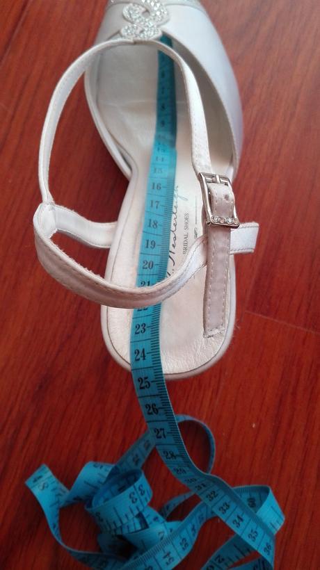 svadobne sandale, 38