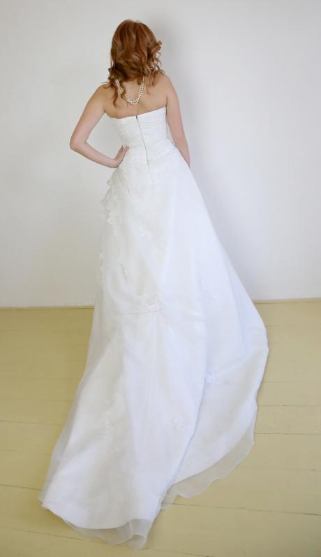 Španielske svadobné šaty 36, 36