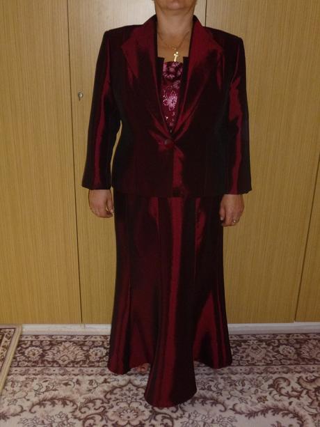 Spoločenské šaty - kostým, 46