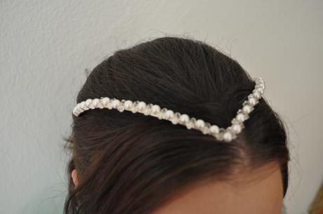 Nadherna,originalna korunka do vlasov,