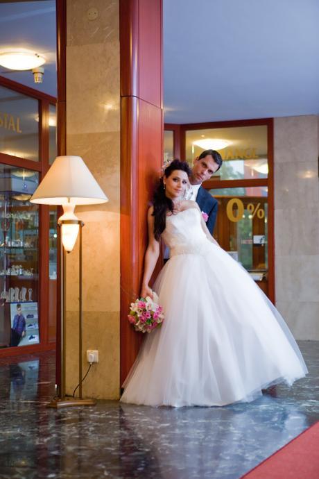 1a87bd7bbe18 Predam krasne svadobne saty - znizena cena