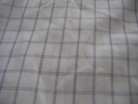 Kosela s kratkym rukavom /fialovy pruzok/-velk. 41, 42