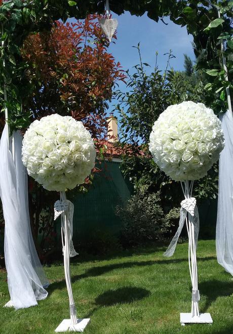 Kvetinové stojany,