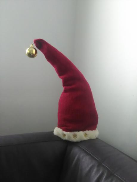 Vianočná čiapka ,