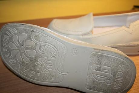 Béžové topánočky, 32