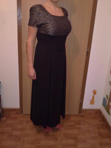 plesové dlhé šaty(aj vymením), 40
