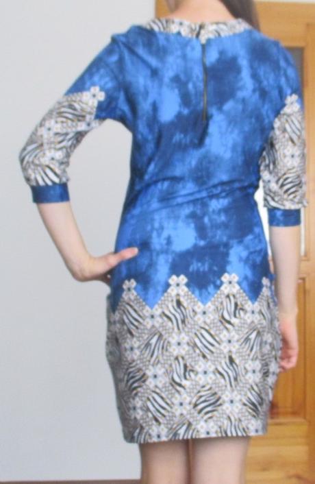 zaujímavé šaty, 36