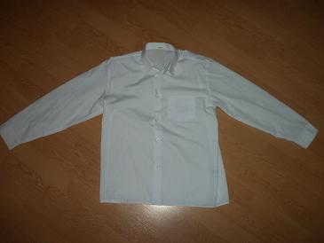 biela košela, 146