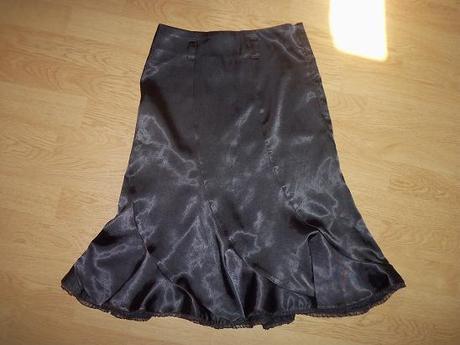 elegantná sukňa, 152