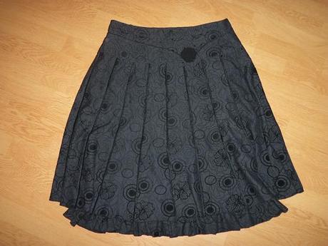 elegantná sukňa, 42