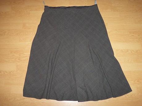 elegantná sukňa, 52