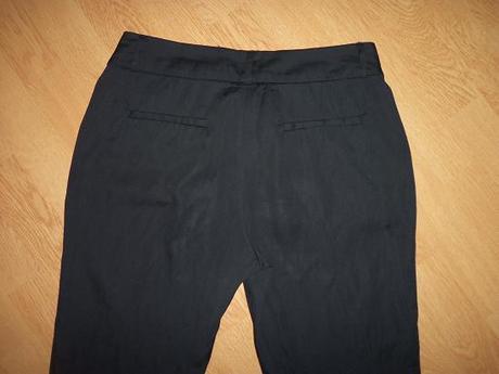 elegantné nohavice, S
