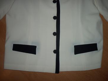elegantné sako, 48