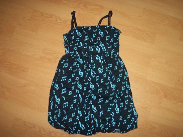 elegantné šaty, 128
