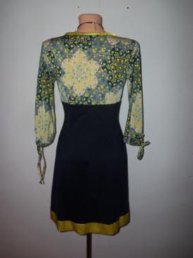 nadherné  šaty, S