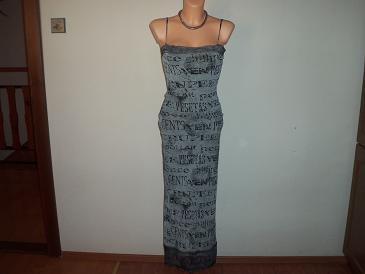 nádherné sexi šaty, S