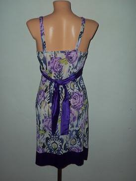 tehotenské šaty, M
