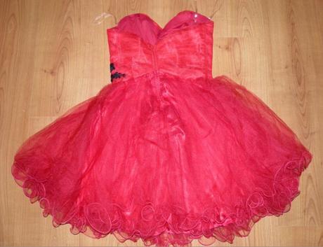 Luxusné šaty na svadbu, ples, promócie, 36