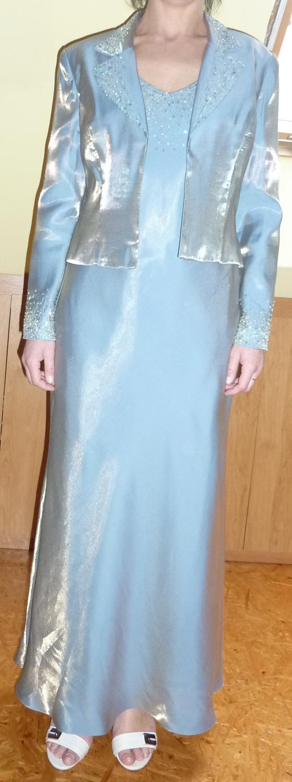 25e6574235c0 Luxusny dámsky kostym z usa pre svadobnu mamu