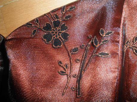 Plesové šaty+kabelka, 40