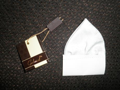 Vesta s kravatou s doporuč. poštovným, 54
