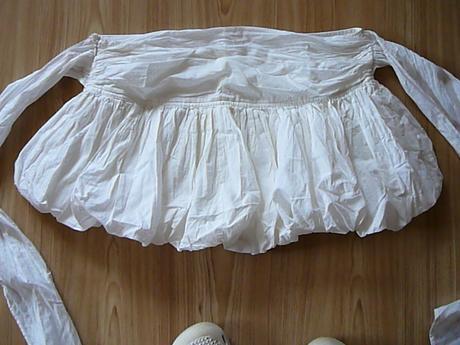 balonová sukně, 38