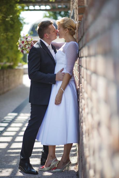 originální svatební šaty navržené módní blogerkou, 40