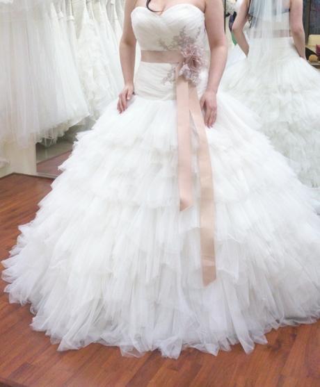 Svadobne šaty nicole sposa, 38