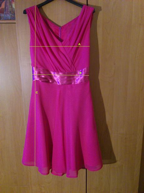 Šaty pro družičky - 3 ks, 38