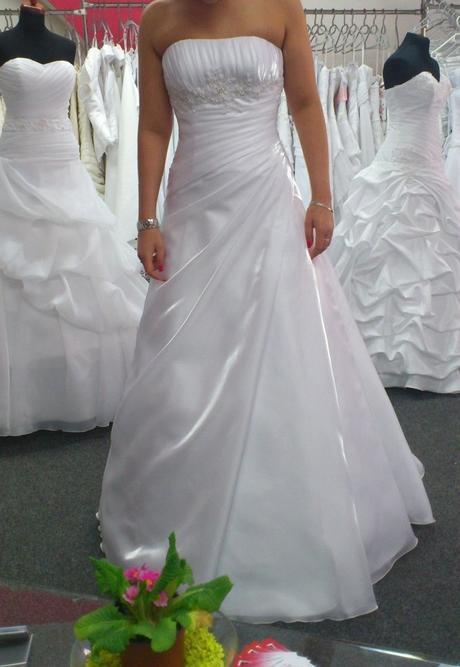 Svatební šaty Agnes, 34