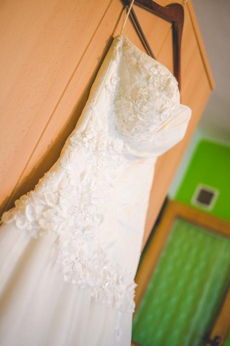 svadobné šaty Clarisse cena aj dohodou, 39