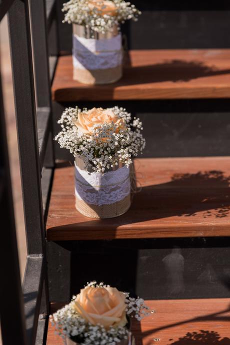 Plechovky na květiny,