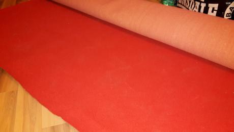 Cerveny koberec,