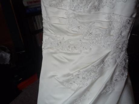 Svatební šaty Ivory vel. 38-42, 40