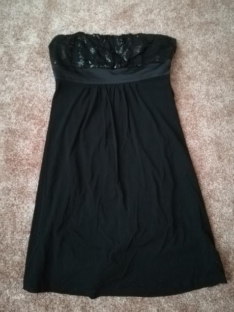 Černé šaty Esprit, M