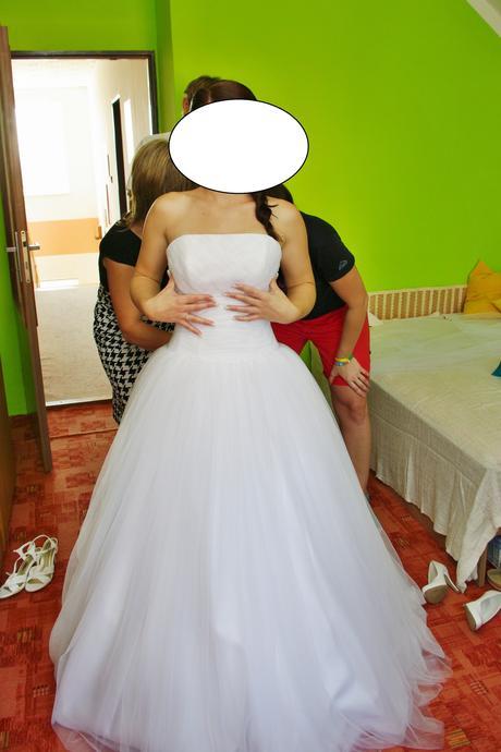 svatební šaty pro princeznu, 36
