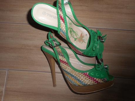 Sandálky , 38