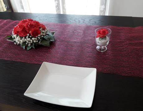 Dekorace na stůl,
