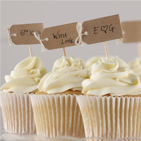 Dekorácia na muffiny,