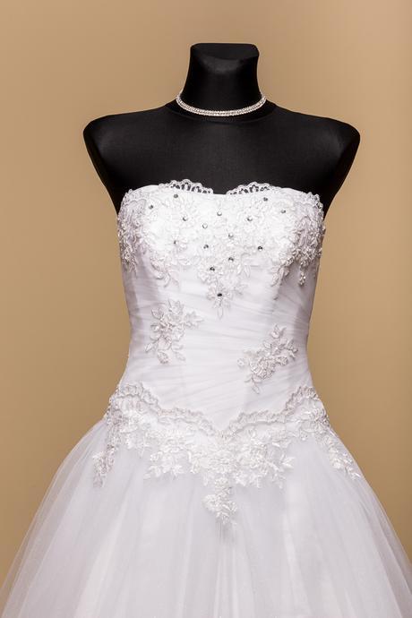 Svadobné šaty Grace, 38