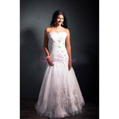 Svadobné šaty - ihneď k odberu, 36