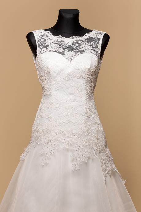 Svadobné šaty Vanesa, 38