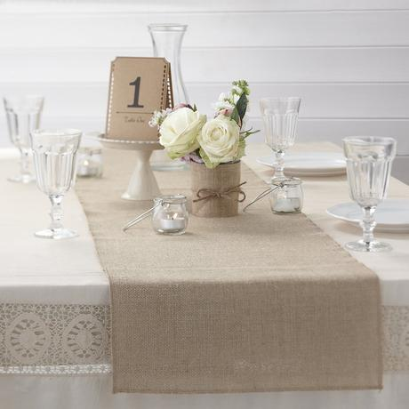 Vintage dekorácia na stôl,