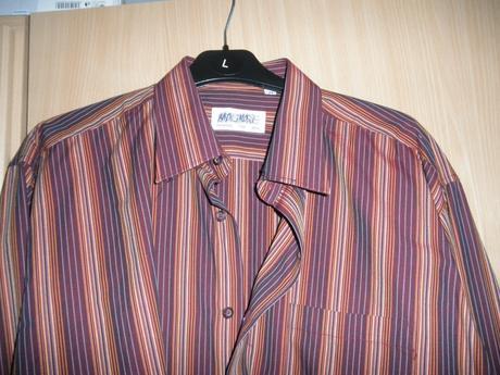 Pánska košeľa, L