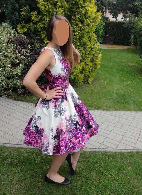 Nenošené společenské šaty Lady V London, 38