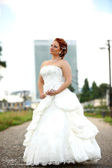 Svadobné šaty Maria Karin - model Coral, 38