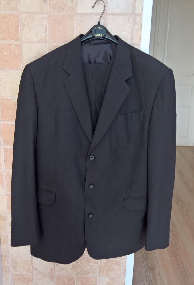 41281b7ae9 Pánský společenský oblek - kalhoty